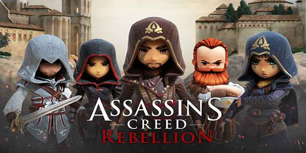 Assassin's Creed Rebellion Astuce Triche En Ligne Helix Credits et Pieces