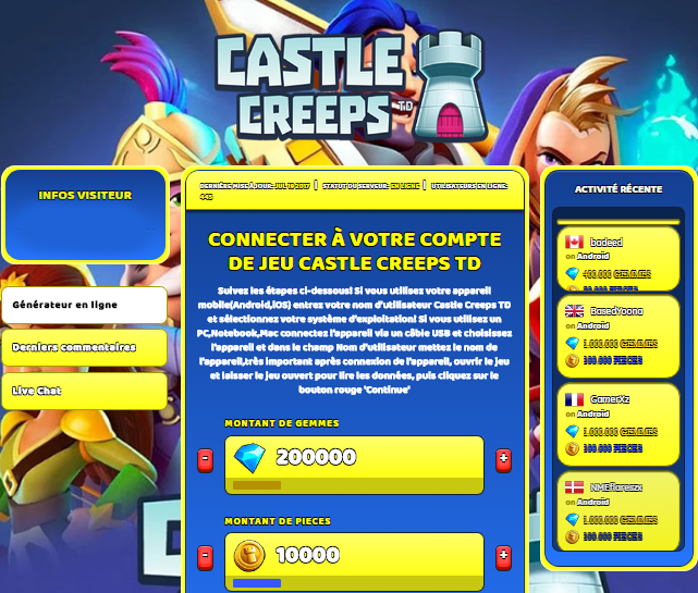 Castle Creeps TD astuce, Castle Creeps TD astuce en ligne, Castle Creeps TD astuce android, Castle Creeps TD triche Gemmes et Pieces gratuit, Castle Creeps TD astuce illimite Gemmes et Pieces, Castle Creeps TD astuce ios, Castle Creeps TD astuce ipad, Castle Creeps TD triche iphone, Castle Creeps TD gratuit Gemmes et Pieces, Castle Creeps TD astuce samsung galaxy, Castle Creeps TD triche telecharger, Castle Creeps TD tricher, Castle Creeps TD tricheu, Castle Creeps TD tricheur, astuce Castle Creeps TD, code de triche Castle Creeps TD, Castle Creeps TD astuce, Castle Creeps TD astuce en ligne, Castle Creeps TD triche android, Castle Creeps TD astuce gratuit, Castle Creeps TD astuce ios, Castle Creeps TD triche iphone, Castle Creeps TD astuce telecharger, Castle Creeps TD astuces, Castle Creeps TD astuces gratuit, Castle Creeps TD astuces android, Castle Creeps TD astuces ios, Castle Creeps TD astuces telecharger, Castle Creeps TD astuce Gemmes et Pieces, Castle Creeps TD cheat, Castle Creeps TD cheats, Castle Creeps TD cheat Gemmes et Pieces, Castle Creeps TD cheat gratuit, Castle Creeps TD cheat iphone, Castle Creeps TD cheat telecharger, Castle Creeps TD hack online, Castle Creeps TD hack generator, Castle Creeps TD hack android, Castle Creeps TD hack Gemmes et Pieces, Castle Creeps TD illimité Gemmes et Pieces, Castle Creeps TD mod apk, Castle Creeps TD mod apk Gemmes et Pieces, Castle Creeps TD mod apk android, Castle Creeps TD outil, Castle Creeps TD outil de piratage, Castle Creeps TD pirater, Castle Creeps TD pirater en ligne, Castle Creeps TD pirater android, Castle Creeps TD pirater Gemmes et Pieces, Castle Creeps TD pirater gratuit, Castle Creeps TD pirater ios, Castle Creeps TD pirater iphone, Castle Creeps TD pirater illimite Gemmes et Pieces, Castle Creeps TD astuce jeu, Castle Creeps TD astuce triche en ligne, comment tricheur sur Castle Creeps TD, Gemmes et Pieces gratuit dans Castle Creeps TD, Castle Creeps TD illimite Gemmes et Pieces, Castle Creeps TD hacken, Castle Creeps TD beschummeln, Castle Creeps TD betrügen, Castle Creeps TD betrügen Gemmes et Pieces, Castle Creeps TD unbegrenzt Gemmes et Pieces, Castle Creeps TD Gemmes et Pieces frei, Castle Creeps TD hacken Gemmes et Pieces, Castle Creeps TD Gemmes et Pieces gratuito, Castle Creeps TD mod Gemmes et Pieces, Castle Creeps TD trucchi, Castle Creeps TD engañar