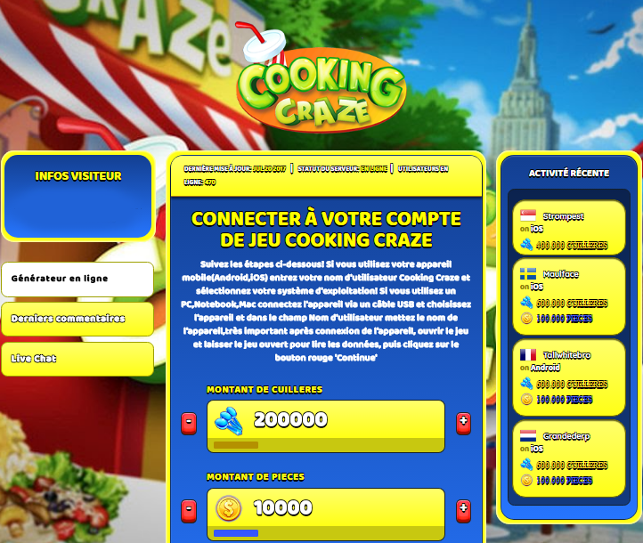 Cooking Craze astuce, Cooking Craze astuce en ligne, Cooking Craze astuce android, Cooking Craze triche Cuilleres et Pieces gratuit, Cooking Craze astuce illimite Cuilleres et Pieces, Cooking Craze astuce ios, Cooking Craze astuce ipad, Cooking Craze triche iphone, Cooking Craze gratuit Cuilleres et Pieces, Cooking Craze astuce samsung galaxy, Cooking Craze triche telecharger, Cooking Craze tricher, Cooking Craze tricheu, Cooking Craze tricheur, astuce Cooking Craze, code de triche Cooking Craze, Cooking Craze astuce, Cooking Craze astuce en ligne, Cooking Craze triche android, Cooking Craze astuce gratuit, Cooking Craze astuce ios, Cooking Craze triche iphone, Cooking Craze astuce telecharger, Cooking Craze astuces, Cooking Craze astuces gratuit, Cooking Craze astuces android, Cooking Craze astuces ios, Cooking Craze astuces telecharger, Cooking Craze astuce Cuilleres et Pieces, Cooking Craze cheat, Cooking Craze cheats, Cooking Craze cheat Cuilleres et Pieces, Cooking Craze cheat gratuit, Cooking Craze cheat iphone, Cooking Craze cheat telecharger, Cooking Craze hack online, Cooking Craze hack generator, Cooking Craze hack android, Cooking Craze hack Cuilleres et Pieces, Cooking Craze illimité Cuilleres et Pieces, Cooking Craze mod apk, Cooking Craze mod apk Cuilleres et Pieces, Cooking Craze mod apk android, Cooking Craze outil, Cooking Craze outil de piratage, Cooking Craze pirater, Cooking Craze pirater en ligne, Cooking Craze pirater android, Cooking Craze pirater Cuilleres et Pieces, Cooking Craze pirater gratuit, Cooking Craze pirater ios, Cooking Craze pirater iphone, Cooking Craze pirater illimite Cuilleres et Pieces, Cooking Craze astuce jeu, Cooking Craze astuce triche en ligne, comment tricheur sur Cooking Craze, Cuilleres et Pieces gratuit dans Cooking Craze, Cooking Craze illimite Cuilleres et Pieces, Cooking Craze hacken, Cooking Craze beschummeln, Cooking Craze betrügen, Cooking Craze betrügen Cuilleres et Pieces, Cooking Craze unbegrenzt Cuilleres et Pieces, Cooking Craze Cuilleres et Pieces frei, Cooking Craze hacken Cuilleres et Pieces, Cooking Craze Cuilleres et Pieces gratuito, Cooking Craze mod Cuilleres et Pieces, Cooking Craze trucchi, Cooking Craze engañar