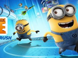 Despicable Me Minion Rush