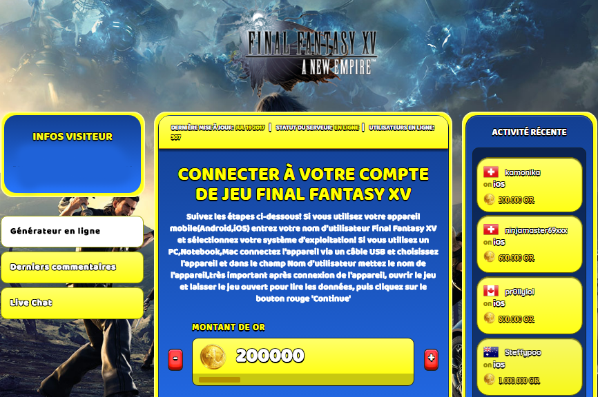 Final Fantasy XV astuce, Final Fantasy XV astuce en ligne, Final Fantasy XV astuce android, Final Fantasy XV triche Or gratuit, Final Fantasy XV astuce illimite Or, Final Fantasy XV astuce ios, Final Fantasy XV astuce ipad, Final Fantasy XV triche iphone, Final Fantasy XV gratuit Or, Final Fantasy XV astuce samsung galaxy, Final Fantasy XV triche telecharger, Final Fantasy XV tricher, Final Fantasy XV tricheu, Final Fantasy XV tricheur, astuce Final Fantasy XV, code de triche Final Fantasy XV, Final Fantasy XV astuce, Final Fantasy XV astuce en ligne, Final Fantasy XV triche android, Final Fantasy XV astuce gratuit, Final Fantasy XV astuce ios, Final Fantasy XV triche iphone, Final Fantasy XV astuce telecharger, Final Fantasy XV astuces, Final Fantasy XV astuces gratuit, Final Fantasy XV astuces android, Final Fantasy XV astuces ios, Final Fantasy XV astuces telecharger, Final Fantasy XV astuce Or, Final Fantasy XV cheat, Final Fantasy XV cheats, Final Fantasy XV cheat Or, Final Fantasy XV cheat gratuit, Final Fantasy XV cheat iphone, Final Fantasy XV cheat telecharger, Final Fantasy XV hack online, Final Fantasy XV hack generator, Final Fantasy XV hack android, Final Fantasy XV hack Or, Final Fantasy XV illimité Or, Final Fantasy XV mod apk, Final Fantasy XV mod apk Or, Final Fantasy XV mod apk android, Final Fantasy XV outil, Final Fantasy XV outil de piratage, Final Fantasy XV pirater, Final Fantasy XV pirater en ligne, Final Fantasy XV pirater android, Final Fantasy XV pirater Or, Final Fantasy XV pirater gratuit, Final Fantasy XV pirater ios, Final Fantasy XV pirater iphone, Final Fantasy XV pirater illimite Or, Final Fantasy XV astuce jeu, Final Fantasy XV astuce triche en ligne, comment tricheur sur Final Fantasy XV, Or gratuit dans Final Fantasy XV, Final Fantasy XV illimite Or, Final Fantasy XV hacken, Final Fantasy XV beschummeln, Final Fantasy XV betrügen, Final Fantasy XV betrügen Or, Final Fantasy XV unbegrenzt Or, Final Fantasy XV Or frei, Final Fantasy XV hacken Or, Final Fantasy XV Or gratuito, Final Fantasy XV mod Or, Final Fantasy XV trucchi, Final Fantasy XV engañar