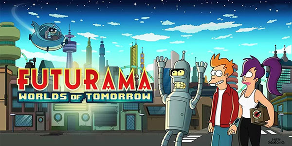 Futurama Worlds of Tomorrow Astuce Triche En Ligne Nixonbucks et Pizza