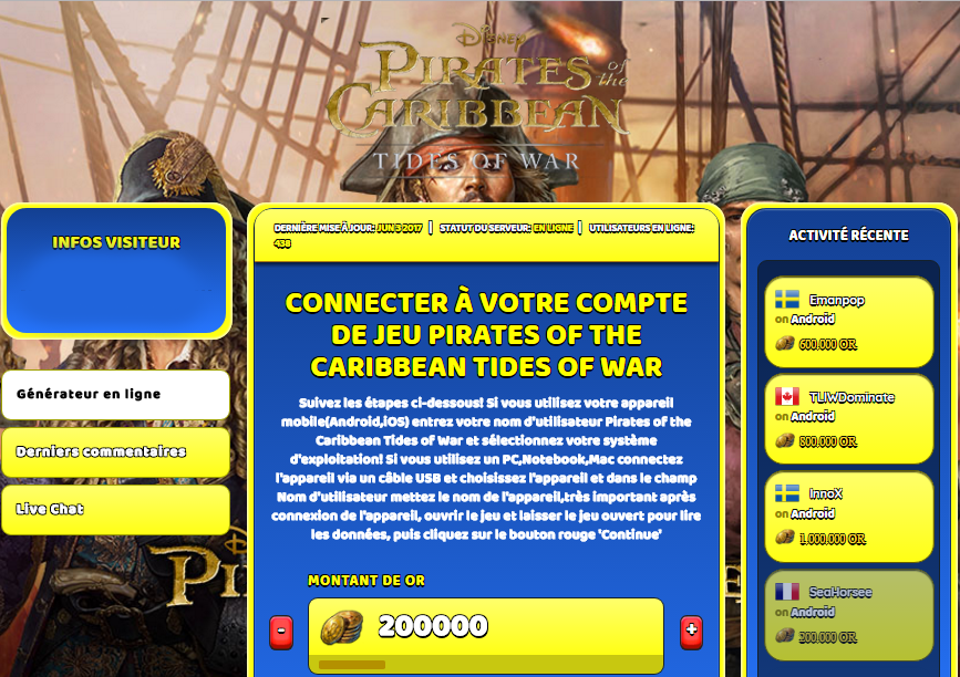 Pirates of the Caribbean Tides of War astuce, Pirates of the Caribbean Tides of War astuce en ligne, Pirates of the Caribbean Tides of War astuce android, Pirates of the Caribbean Tides of War triche Or gratuit, Pirates of the Caribbean Tides of War astuce illimite Or, Pirates of the Caribbean Tides of War astuce ios, Pirates of the Caribbean Tides of War astuce ipad, Pirates of the Caribbean Tides of War triche iphone, Pirates of the Caribbean Tides of War gratuit Or, Pirates of the Caribbean Tides of War astuce samsung galaxy, Pirates of the Caribbean Tides of War triche telecharger, Pirates of the Caribbean Tides of War tricher, Pirates of the Caribbean Tides of War tricheu, Pirates of the Caribbean Tides of War tricheur, astuce Pirates of the Caribbean Tides of War, code de triche Pirates of the Caribbean Tides of War, Pirates of the Caribbean Tides of War astuce, Pirates of the Caribbean Tides of War astuce en ligne, Pirates of the Caribbean Tides of War triche android, Pirates of the Caribbean Tides of War astuce gratuit, Pirates of the Caribbean Tides of War astuce ios, Pirates of the Caribbean Tides of War triche iphone, Pirates of the Caribbean Tides of War astuce telecharger, Pirates of the Caribbean Tides of War astuces, Pirates of the Caribbean Tides of War astuces gratuit, Pirates of the Caribbean Tides of War astuces android, Pirates of the Caribbean Tides of War astuces ios, Pirates of the Caribbean Tides of War astuces telecharger, Pirates of the Caribbean Tides of War astuce Or, Pirates of the Caribbean Tides of War cheat, Pirates of the Caribbean Tides of War cheats, Pirates of the Caribbean Tides of War cheat Or, Pirates of the Caribbean Tides of War cheat gratuit, Pirates of the Caribbean Tides of War cheat iphone, Pirates of the Caribbean Tides of War cheat telecharger, Pirates of the Caribbean Tides of War hack online, Pirates of the Caribbean Tides of War hack generator, Pirates of the Caribbean Tides of War hack android, Pirates of the Caribbean Tides of War hack Or, Pirates of the Caribbean Tides of War illimité Or, Pirates of the Caribbean Tides of War mod apk, Pirates of the Caribbean Tides of War mod apk Or, Pirates of the Caribbean Tides of War mod apk android, Pirates of the Caribbean Tides of War outil, Pirates of the Caribbean Tides of War outil de piratage, Pirates of the Caribbean Tides of War pirater, Pirates of the Caribbean Tides of War pirater en ligne, Pirates of the Caribbean Tides of War pirater android, Pirates of the Caribbean Tides of War pirater Or, Pirates of the Caribbean Tides of War pirater gratuit, Pirates of the Caribbean Tides of War pirater ios, Pirates of the Caribbean Tides of War pirater iphone, Pirates of the Caribbean Tides of War pirater illimite Or, Pirates of the Caribbean Tides of War astuce jeu, Pirates of the Caribbean Tides of War astuce triche en ligne, comment tricheur sur Pirates of the Caribbean Tides of War, Or gratuit dans Pirates of the Caribbean Tides of War, Pirates of the Caribbean Tides of War illimite Or, Pirates of the Caribbean Tides of War hacken, Pirates of the Caribbean Tides of War beschummeln, Pirates of the Caribbean Tides of War betrügen, Pirates of the Caribbean Tides of War betrügen Or, Pirates of the Caribbean Tides of War unbegrenzt Or, Pirates of the Caribbean Tides of War Or frei, Pirates of the Caribbean Tides of War hacken Or, Pirates of the Caribbean Tides of War Or gratuito, Pirates of the Caribbean Tides of War mod Or, Pirates of the Caribbean Tides of War trucchi, Pirates of the Caribbean Tides of War engañar