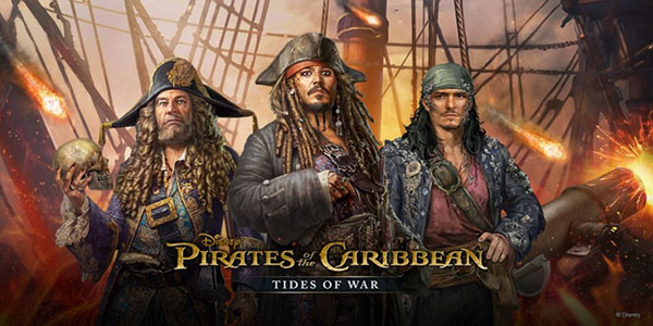 Pirates of the Caribbean Tides of War Astuce Triche En Ligne Or Illimite