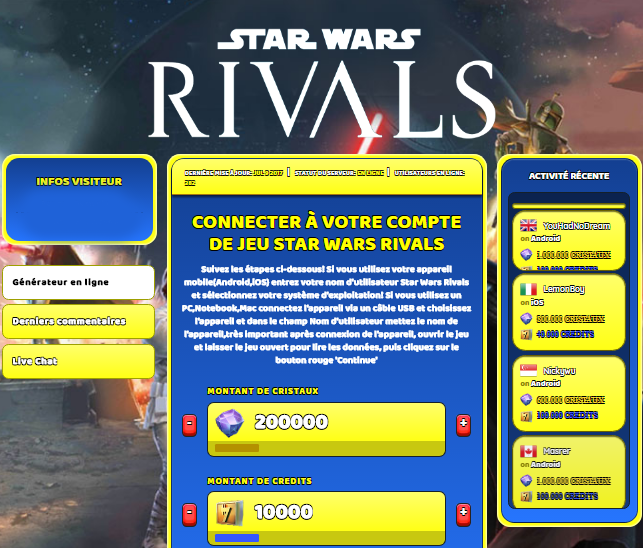 Star Wars Rivals astuce, Star Wars Rivals astuce en ligne, Star Wars Rivals astuce android, Star Wars Rivals triche Cristaux et Credits gratuit, Star Wars Rivals astuce illimite Cristaux et Credits, Star Wars Rivals astuce ios, Star Wars Rivals astuce ipad, Star Wars Rivals triche iphone, Star Wars Rivals gratuit Cristaux et Credits, Star Wars Rivals astuce samsung galaxy, Star Wars Rivals triche telecharger, Star Wars Rivals tricher, Star Wars Rivals tricheu, Star Wars Rivals tricheur, astuce Star Wars Rivals, code de triche Star Wars Rivals, Star Wars Rivals astuce, Star Wars Rivals astuce en ligne, Star Wars Rivals triche android, Star Wars Rivals astuce gratuit, Star Wars Rivals astuce ios, Star Wars Rivals triche iphone, Star Wars Rivals astuce telecharger, Star Wars Rivals astuces, Star Wars Rivals astuces gratuit, Star Wars Rivals astuces android, Star Wars Rivals astuces ios, Star Wars Rivals astuces telecharger, Star Wars Rivals astuce Cristaux et Credits, Star Wars Rivals cheat, Star Wars Rivals cheats, Star Wars Rivals cheat Cristaux et Credits, Star Wars Rivals cheat gratuit, Star Wars Rivals cheat iphone, Star Wars Rivals cheat telecharger, Star Wars Rivals hack online, Star Wars Rivals hack generator, Star Wars Rivals hack android, Star Wars Rivals hack Cristaux et Credits, Star Wars Rivals illimité Cristaux et Credits, Star Wars Rivals mod apk, Star Wars Rivals mod apk Cristaux et Credits, Star Wars Rivals mod apk android, Star Wars Rivals outil, Star Wars Rivals outil de piratage, Star Wars Rivals pirater, Star Wars Rivals pirater en ligne, Star Wars Rivals pirater android, Star Wars Rivals pirater Cristaux et Credits, Star Wars Rivals pirater gratuit, Star Wars Rivals pirater ios, Star Wars Rivals pirater iphone, Star Wars Rivals pirater illimite Cristaux et Credits, Star Wars Rivals astuce jeu, Star Wars Rivals astuce triche en ligne, comment tricheur sur Star Wars Rivals, Cristaux et Credits gratuit dans Star Wars Rivals, Star Wars Rivals illimite Cristaux et Credits, Star Wars Rivals hacken, Star Wars Rivals beschummeln, Star Wars Rivals betrügen, Star Wars Rivals betrügen Cristaux et Credits, Star Wars Rivals unbegrenzt Cristaux et Credits, Star Wars Rivals Cristaux et Credits frei, Star Wars Rivals hacken Cristaux et Credits, Star Wars Rivals Cristaux et Credits gratuito, Star Wars Rivals mod Cristaux et Credits, Star Wars Rivals trucchi, Star Wars Rivals engañar