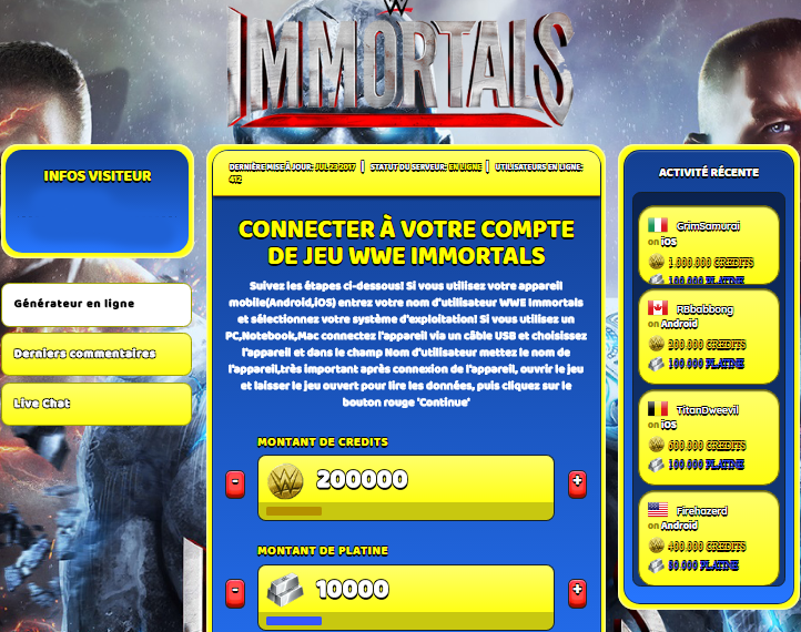 WWE Immortals astuce, WWE Immortals astuce en ligne, WWE Immortals astuce android, WWE Immortals triche Credits et Platine gratuit, WWE Immortals astuce illimite Credits et Platine, WWE Immortals astuce ios, WWE Immortals astuce ipad, WWE Immortals triche iphone, WWE Immortals gratuit Credits et Platine, WWE Immortals astuce samsung galaxy, WWE Immortals triche telecharger, WWE Immortals tricher, WWE Immortals tricheu, WWE Immortals tricheur, astuce WWE Immortals, code de triche WWE Immortals, WWE Immortals astuce, WWE Immortals astuce en ligne, WWE Immortals triche android, WWE Immortals astuce gratuit, WWE Immortals astuce ios, WWE Immortals triche iphone, WWE Immortals astuce telecharger, WWE Immortals astuces, WWE Immortals astuces gratuit, WWE Immortals astuces android, WWE Immortals astuces ios, WWE Immortals astuces telecharger, WWE Immortals astuce Credits et Platine, WWE Immortals cheat, WWE Immortals cheats, WWE Immortals cheat Credits et Platine, WWE Immortals cheat gratuit, WWE Immortals cheat iphone, WWE Immortals cheat telecharger, WWE Immortals hack online, WWE Immortals hack generator, WWE Immortals hack android, WWE Immortals hack Credits et Platine, WWE Immortals illimité Credits et Platine, WWE Immortals mod apk, WWE Immortals mod apk Credits et Platine, WWE Immortals mod apk android, WWE Immortals outil, WWE Immortals outil de piratage, WWE Immortals pirater, WWE Immortals pirater en ligne, WWE Immortals pirater android, WWE Immortals pirater Credits et Platine, WWE Immortals pirater gratuit, WWE Immortals pirater ios, WWE Immortals pirater iphone, WWE Immortals pirater illimite Credits et Platine, WWE Immortals astuce jeu, WWE Immortals astuce triche en ligne, comment tricheur sur WWE Immortals, Credits et Platine gratuit dans WWE Immortals, WWE Immortals illimite Credits et Platine, WWE Immortals hacken, WWE Immortals beschummeln, WWE Immortals betrügen, WWE Immortals betrügen Credits et Platine, WWE Immortals unbegrenzt Credits et Platine, WWE Immortals Credits et Platine frei, WWE Immortals hacken Credits et Platine, WWE Immortals Credits et Platine gratuito, WWE Immortals mod Credits et Platine, WWE Immortals trucchi, WWE Immortals engañar