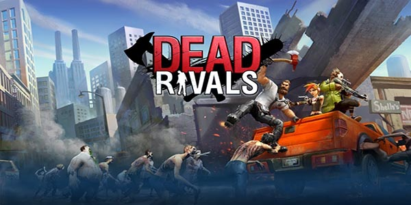 Dead Rivals Astuce Triche En Ligne Diamants Illimite Android iOS