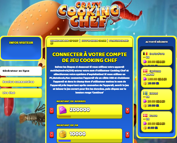Cooking Chef astuce, Cooking Chef astuce en ligne, Cooking Chef astuce android, Cooking Chef triche Gemmes et Or gratuit, Cooking Chef astuce illimite Gemmes et Or, Cooking Chef astuce ios, Cooking Chef astuce ipad, Cooking Chef triche iphone, Cooking Chef gratuit Gemmes et Or, Cooking Chef astuce samsung galaxy, Cooking Chef triche telecharger, Cooking Chef tricher, Cooking Chef tricheu, Cooking Chef tricheur, astuce Cooking Chef, code de triche Cooking Chef, Cooking Chef astuce, Cooking Chef astuce en ligne, Cooking Chef triche android, Cooking Chef astuce gratuit, Cooking Chef astuce ios, Cooking Chef triche iphone, Cooking Chef astuce telecharger, Cooking Chef astuces, Cooking Chef astuces gratuit, Cooking Chef astuces android, Cooking Chef astuces ios, Cooking Chef astuces telecharger, Cooking Chef astuce Gemmes et Or, Cooking Chef cheat, Cooking Chef cheats, Cooking Chef cheat Gemmes et Or, Cooking Chef cheat gratuit, Cooking Chef cheat iphone, Cooking Chef cheat telecharger, Cooking Chef hack online, Cooking Chef hack generator, Cooking Chef hack android, Cooking Chef hack Gemmes et Or, Cooking Chef illimité Gemmes et Or, Cooking Chef mod apk, Cooking Chef mod apk Gemmes et Or, Cooking Chef mod apk android, Cooking Chef outil, Cooking Chef outil de piratage, Cooking Chef pirater, Cooking Chef pirater en ligne, Cooking Chef pirater android, Cooking Chef pirater Gemmes et Or, Cooking Chef pirater gratuit, Cooking Chef pirater ios, Cooking Chef pirater iphone, Cooking Chef pirater illimite Gemmes et Or, Cooking Chef astuce jeu, Cooking Chef astuce triche en ligne, comment tricheur sur Cooking Chef, Gemmes et Or gratuit dans Cooking Chef, Cooking Chef illimite Gemmes et Or, Cooking Chef hacken, Cooking Chef beschummeln, Cooking Chef betrügen, Cooking Chef betrügen Gemmes et Or, Cooking Chef unbegrenzt Gemmes et Or, Cooking Chef Gemmes et Or frei, Cooking Chef hacken Gemmes et Or, Cooking Chef Gemmes et Or gratuito, Cooking Chef mod Gemmes et Or, Cooking Chef trucchi, Cooking Chef engañar