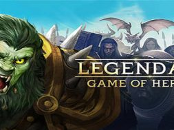 Legendary Game of Heroes