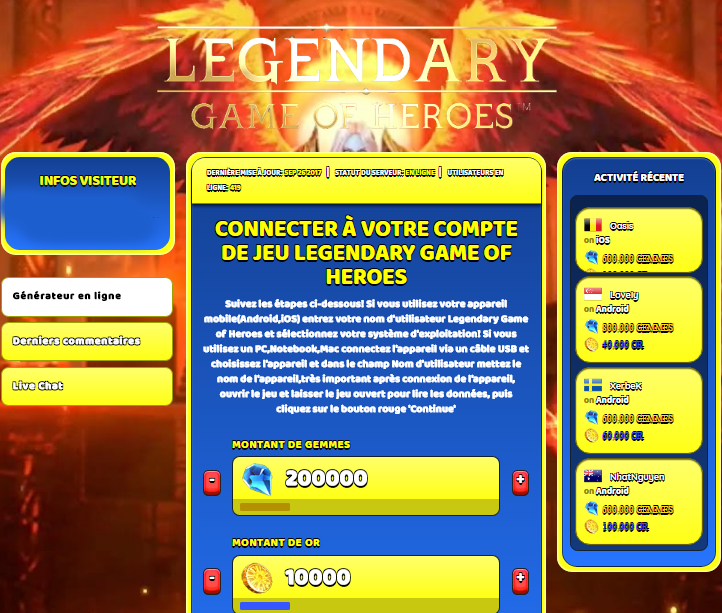 Legendary Game of Heroes astuce, Legendary Game of Heroes astuce en ligne, Legendary Game of Heroes astuce android, Legendary Game of Heroes triche Gemmes et Or gratuit, Legendary Game of Heroes astuce illimite Gemmes et Or, Legendary Game of Heroes astuce ios, Legendary Game of Heroes astuce ipad, Legendary Game of Heroes triche iphone, Legendary Game of Heroes gratuit Gemmes et Or, Legendary Game of Heroes astuce samsung galaxy, Legendary Game of Heroes triche telecharger, Legendary Game of Heroes tricher, Legendary Game of Heroes tricheu, Legendary Game of Heroes tricheur, astuce Legendary Game of Heroes, code de triche Legendary Game of Heroes, Legendary Game of Heroes astuce, Legendary Game of Heroes astuce en ligne, Legendary Game of Heroes triche android, Legendary Game of Heroes astuce gratuit, Legendary Game of Heroes astuce ios, Legendary Game of Heroes triche iphone, Legendary Game of Heroes astuce telecharger, Legendary Game of Heroes astuces, Legendary Game of Heroes astuces gratuit, Legendary Game of Heroes astuces android, Legendary Game of Heroes astuces ios, Legendary Game of Heroes astuces telecharger, Legendary Game of Heroes astuce Gemmes et Or, Legendary Game of Heroes cheat, Legendary Game of Heroes cheats, Legendary Game of Heroes cheat Gemmes et Or, Legendary Game of Heroes cheat gratuit, Legendary Game of Heroes cheat iphone, Legendary Game of Heroes cheat telecharger, Legendary Game of Heroes hack online, Legendary Game of Heroes hack generator, Legendary Game of Heroes hack android, Legendary Game of Heroes hack Gemmes et Or, Legendary Game of Heroes illimité Gemmes et Or, Legendary Game of Heroes mod apk, Legendary Game of Heroes mod apk Gemmes et Or, Legendary Game of Heroes mod apk android, Legendary Game of Heroes outil, Legendary Game of Heroes outil de piratage, Legendary Game of Heroes pirater, Legendary Game of Heroes pirater en ligne, Legendary Game of Heroes pirater android, Legendary Game of Heroes pirater Gemmes et Or, Legendary Game of Heroes pirater gratuit, Legendary Game of Heroes pirater ios, Legendary Game of Heroes pirater iphone, Legendary Game of Heroes pirater illimite Gemmes et Or, Legendary Game of Heroes astuce jeu, Legendary Game of Heroes astuce triche en ligne, comment tricheur sur Legendary Game of Heroes, Gemmes et Or gratuit dans Legendary Game of Heroes, Legendary Game of Heroes illimite Gemmes et Or, Legendary Game of Heroes hacken, Legendary Game of Heroes beschummeln, Legendary Game of Heroes betrügen, Legendary Game of Heroes betrügen Gemmes et Or, Legendary Game of Heroes unbegrenzt Gemmes et Or, Legendary Game of Heroes Gemmes et Or frei, Legendary Game of Heroes hacken Gemmes et Or, Legendary Game of Heroes Gemmes et Or gratuito, Legendary Game of Heroes mod Gemmes et Or, Legendary Game of Heroes trucchi, Legendary Game of Heroes engañar
