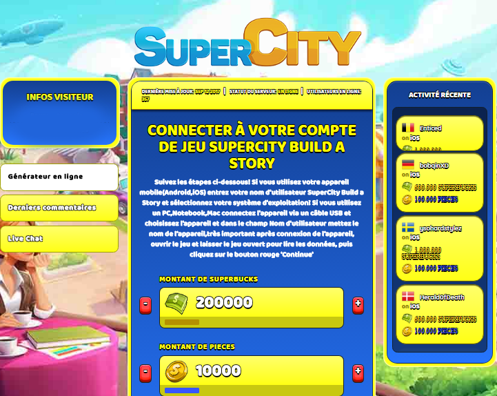 SuperCity Build a Story astuce, SuperCity Build a Story astuce en ligne, SuperCity Build a Story astuce android, SuperCity Build a Story triche Superbucks et Pieces gratuit, SuperCity Build a Story astuce illimite Superbucks et Pieces, SuperCity Build a Story astuce ios, SuperCity Build a Story astuce ipad, SuperCity Build a Story triche iphone, SuperCity Build a Story gratuit Superbucks et Pieces, SuperCity Build a Story astuce samsung galaxy, SuperCity Build a Story triche telecharger, SuperCity Build a Story tricher, SuperCity Build a Story tricheu, SuperCity Build a Story tricheur, astuce SuperCity Build a Story, code de triche SuperCity Build a Story, SuperCity Build a Story astuce, SuperCity Build a Story astuce en ligne, SuperCity Build a Story triche android, SuperCity Build a Story astuce gratuit, SuperCity Build a Story astuce ios, SuperCity Build a Story triche iphone, SuperCity Build a Story astuce telecharger, SuperCity Build a Story astuces, SuperCity Build a Story astuces gratuit, SuperCity Build a Story astuces android, SuperCity Build a Story astuces ios, SuperCity Build a Story astuces telecharger, SuperCity Build a Story astuce Superbucks et Pieces, SuperCity Build a Story cheat, SuperCity Build a Story cheats, SuperCity Build a Story cheat Superbucks et Pieces, SuperCity Build a Story cheat gratuit, SuperCity Build a Story cheat iphone, SuperCity Build a Story cheat telecharger, SuperCity Build a Story hack online, SuperCity Build a Story hack generator, SuperCity Build a Story hack android, SuperCity Build a Story hack Superbucks et Pieces, SuperCity Build a Story illimité Superbucks et Pieces, SuperCity Build a Story mod apk, SuperCity Build a Story mod apk Superbucks et Pieces, SuperCity Build a Story mod apk android, SuperCity Build a Story outil, SuperCity Build a Story outil de piratage, SuperCity Build a Story pirater, SuperCity Build a Story pirater en ligne, SuperCity Build a Story pirater android, SuperCity Build a Story pirater Superbucks et Pieces, SuperCity Build a Story pirater gratuit, SuperCity Build a Story pirater ios, SuperCity Build a Story pirater iphone, SuperCity Build a Story pirater illimite Superbucks et Pieces, SuperCity Build a Story astuce jeu, SuperCity Build a Story astuce triche en ligne, comment tricheur sur SuperCity Build a Story, Superbucks et Pieces gratuit dans SuperCity Build a Story, SuperCity Build a Story illimite Superbucks et Pieces, SuperCity Build a Story hacken, SuperCity Build a Story beschummeln, SuperCity Build a Story betrügen, SuperCity Build a Story betrügen Superbucks et Pieces, SuperCity Build a Story unbegrenzt Superbucks et Pieces, SuperCity Build a Story Superbucks et Pieces frei, SuperCity Build a Story hacken Superbucks et Pieces, SuperCity Build a Story Superbucks et Pieces gratuito, SuperCity Build a Story mod Superbucks et Pieces, SuperCity Build a Story trucchi, SuperCity Build a Story engañar