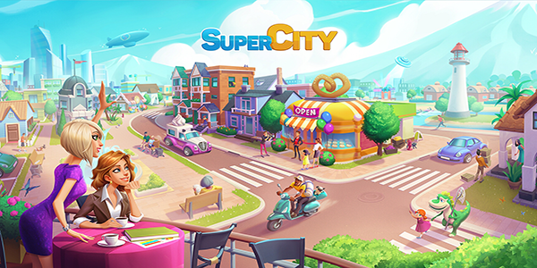 SuperCity Build a Story Astuce Triche En Ligne Superbucks et Pieces