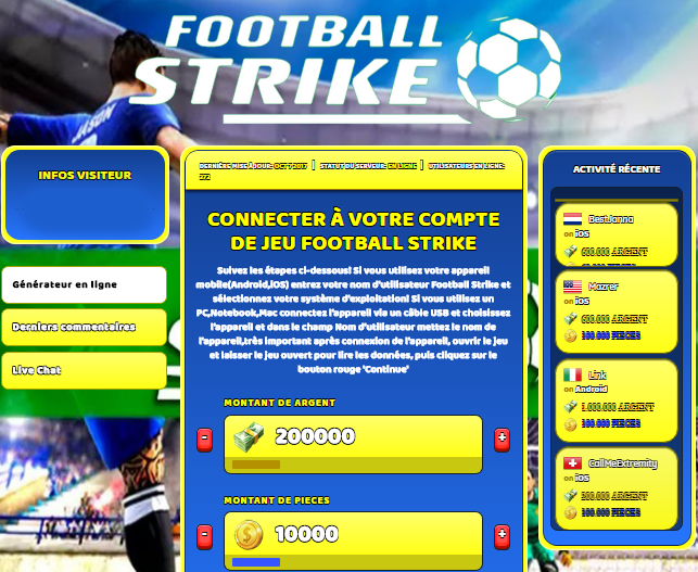 Football Strike astuce, Football Strike astuce en ligne, Football Strike astuce android, Football Strike triche Argent et Pieces gratuit, Football Strike astuce illimite Argent et Pieces, Football Strike astuce ios, Football Strike astuce ipad, Football Strike triche iphone, Football Strike gratuit Argent et Pieces, Football Strike astuce samsung galaxy, Football Strike triche telecharger, Football Strike tricher, Football Strike tricheu, Football Strike tricheur, astuce Football Strike, code de triche Football Strike, Football Strike astuce, Football Strike astuce en ligne, Football Strike triche android, Football Strike astuce gratuit, Football Strike astuce ios, Football Strike triche iphone, Football Strike astuce telecharger, Football Strike astuces, Football Strike astuces gratuit, Football Strike astuces android, Football Strike astuces ios, Football Strike astuces telecharger, Football Strike astuce Argent et Pieces, Football Strike cheat, Football Strike cheats, Football Strike cheat Argent et Pieces, Football Strike cheat gratuit, Football Strike cheat iphone, Football Strike cheat telecharger, Football Strike hack online, Football Strike hack generator, Football Strike hack android, Football Strike hack Argent et Pieces, Football Strike illimité Argent et Pieces, Football Strike mod apk, Football Strike mod apk Argent et Pieces, Football Strike mod apk android, Football Strike outil, Football Strike outil de piratage, Football Strike pirater, Football Strike pirater en ligne, Football Strike pirater android, Football Strike pirater Argent et Pieces, Football Strike pirater gratuit, Football Strike pirater ios, Football Strike pirater iphone, Football Strike pirater illimite Argent et Pieces, Football Strike astuce jeu, Football Strike astuce triche en ligne, comment tricheur sur Football Strike, Argent et Pieces gratuit dans Football Strike, Football Strike illimite Argent et Pieces, Football Strike hacken, Football Strike beschummeln, Football Strike betrügen, Football Strike betrügen Argent et Pieces, Football Strike unbegrenzt Argent et Pieces, Football Strike Argent et Pieces frei, Football Strike hacken Argent et Pieces, Football Strike Argent et Pieces gratuito, Football Strike mod Argent et Pieces, Football Strike trucchi, Football Strike engañar