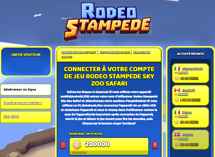 Rodeo Stampede Sky Zoo Safari astuce, Rodeo Stampede Sky Zoo Safari astuce en ligne, Rodeo Stampede Sky Zoo Safari astuce android, Rodeo Stampede Sky Zoo Safari triche Pieces gratuit, Rodeo Stampede Sky Zoo Safari astuce illimite Pieces, Rodeo Stampede Sky Zoo Safari astuce ios, Rodeo Stampede Sky Zoo Safari astuce ipad, Rodeo Stampede Sky Zoo Safari triche iphone, Rodeo Stampede Sky Zoo Safari gratuit Pieces, Rodeo Stampede Sky Zoo Safari astuce samsung galaxy, Rodeo Stampede Sky Zoo Safari triche telecharger, Rodeo Stampede Sky Zoo Safari tricher, Rodeo Stampede Sky Zoo Safari tricheu, Rodeo Stampede Sky Zoo Safari tricheur, astuce Rodeo Stampede Sky Zoo Safari, code de triche Rodeo Stampede Sky Zoo Safari, Rodeo Stampede Sky Zoo Safari astuce, Rodeo Stampede Sky Zoo Safari astuce en ligne, Rodeo Stampede Sky Zoo Safari triche android, Rodeo Stampede Sky Zoo Safari astuce gratuit, Rodeo Stampede Sky Zoo Safari astuce ios, Rodeo Stampede Sky Zoo Safari triche iphone, Rodeo Stampede Sky Zoo Safari astuce telecharger, Rodeo Stampede Sky Zoo Safari astuces, Rodeo Stampede Sky Zoo Safari astuces gratuit, Rodeo Stampede Sky Zoo Safari astuces android, Rodeo Stampede Sky Zoo Safari astuces ios, Rodeo Stampede Sky Zoo Safari astuces telecharger, Rodeo Stampede Sky Zoo Safari astuce Pieces, Rodeo Stampede Sky Zoo Safari cheat, Rodeo Stampede Sky Zoo Safari cheats, Rodeo Stampede Sky Zoo Safari cheat Pieces, Rodeo Stampede Sky Zoo Safari cheat gratuit, Rodeo Stampede Sky Zoo Safari cheat iphone, Rodeo Stampede Sky Zoo Safari cheat telecharger, Rodeo Stampede Sky Zoo Safari hack online, Rodeo Stampede Sky Zoo Safari hack generator, Rodeo Stampede Sky Zoo Safari hack android, Rodeo Stampede Sky Zoo Safari hack Pieces, Rodeo Stampede Sky Zoo Safari illimité Pieces, Rodeo Stampede Sky Zoo Safari mod apk, Rodeo Stampede Sky Zoo Safari mod apk Pieces, Rodeo Stampede Sky Zoo Safari mod apk android, Rodeo Stampede Sky Zoo Safari outil, Rodeo Stampede Sky Zoo Safari outil de piratage, Rodeo Stampede Sky Zoo Safari pirater, Rodeo Stampede Sky Zoo Safari pirater en ligne, Rodeo Stampede Sky Zoo Safari pirater android, Rodeo Stampede Sky Zoo Safari pirater Pieces, Rodeo Stampede Sky Zoo Safari pirater gratuit, Rodeo Stampede Sky Zoo Safari pirater ios, Rodeo Stampede Sky Zoo Safari pirater iphone, Rodeo Stampede Sky Zoo Safari pirater illimite Pieces, Rodeo Stampede Sky Zoo Safari astuce jeu, Rodeo Stampede Sky Zoo Safari astuce triche en ligne, comment tricheur sur Rodeo Stampede Sky Zoo Safari, Pieces gratuit dans Rodeo Stampede Sky Zoo Safari, Rodeo Stampede Sky Zoo Safari illimite Pieces, Rodeo Stampede Sky Zoo Safari hacken, Rodeo Stampede Sky Zoo Safari beschummeln, Rodeo Stampede Sky Zoo Safari betrügen, Rodeo Stampede Sky Zoo Safari betrügen Pieces, Rodeo Stampede Sky Zoo Safari unbegrenzt Pieces, Rodeo Stampede Sky Zoo Safari Pieces frei, Rodeo Stampede Sky Zoo Safari hacken Pieces, Rodeo Stampede Sky Zoo Safari Pieces gratuito, Rodeo Stampede Sky Zoo Safari mod Pieces, Rodeo Stampede Sky Zoo Safari trucchi, Rodeo Stampede Sky Zoo Safari engañar