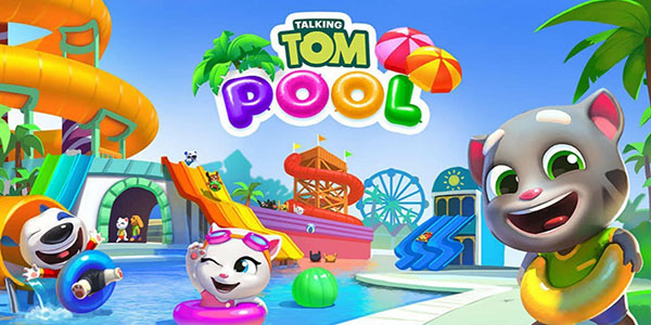 Talking Tom Pool Astuce Triche En Ligne Pieces Illimite