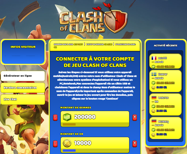 Clash of Clans astuce, Clash of Clans astuce en ligne, Clash of Clans astuce android, Clash of Clans triche Gemmes et Or gratuit, Clash of Clans astuce illimite Gemmes et Or, Clash of Clans astuce ios, Clash of Clans astuce ipad, Clash of Clans triche iphone, Clash of Clans gratuit Gemmes et Or, Clash of Clans astuce samsung galaxy, Clash of Clans triche telecharger, Clash of Clans tricher, Clash of Clans tricheu, Clash of Clans tricheur, astuce Clash of Clans, code de triche Clash of Clans, Clash of Clans astuce, Clash of Clans astuce en ligne, Clash of Clans triche android, Clash of Clans astuce gratuit, Clash of Clans astuce ios, Clash of Clans triche iphone, Clash of Clans astuce telecharger, Clash of Clans astuces, Clash of Clans astuces gratuit, Clash of Clans astuces android, Clash of Clans astuces ios, Clash of Clans astuces telecharger, Clash of Clans astuce Gemmes et Or, Clash of Clans cheat, Clash of Clans cheats, Clash of Clans cheat Gemmes et Or, Clash of Clans cheat gratuit, Clash of Clans cheat iphone, Clash of Clans cheat telecharger, Clash of Clans hack online, Clash of Clans hack generator, Clash of Clans hack android, Clash of Clans hack Gemmes et Or, Clash of Clans illimité Gemmes et Or, Clash of Clans mod apk, Clash of Clans mod apk Gemmes et Or, Clash of Clans mod apk android, Clash of Clans outil, Clash of Clans outil de piratage, Clash of Clans pirater, Clash of Clans pirater en ligne, Clash of Clans pirater android, Clash of Clans pirater Gemmes et Or, Clash of Clans pirater gratuit, Clash of Clans pirater ios, Clash of Clans pirater iphone, Clash of Clans pirater illimite Gemmes et Or, Clash of Clans astuce jeu, Clash of Clans astuce triche en ligne, comment tricheur sur Clash of Clans, Gemmes et Or gratuit dans Clash of Clans, Clash of Clans illimite Gemmes et Or, Clash of Clans hacken, Clash of Clans beschummeln, Clash of Clans betrügen, Clash of Clans betrügen Gemmes et Or, Clash of Clans unbegrenzt Gemmes et Or, Clash of Clans Gemmes et Or frei, Clash of Clans hacken Gemmes et Or, Clash of Clans Gemmes et Or gratuito, Clash of Clans mod Gemmes et Or, Clash of Clans trucchi, Clash of Clans engañar