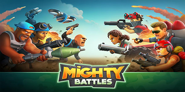 Mighty Battles Astuce Triche En Ligne Or et Bucks Illimite