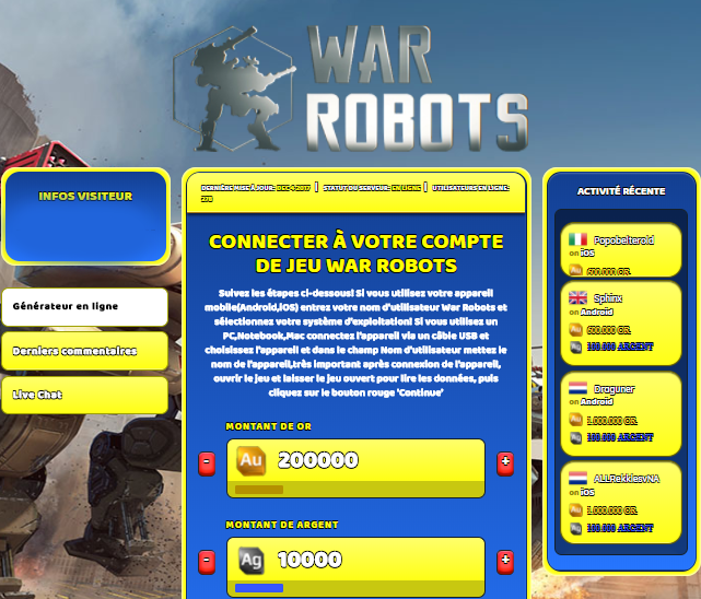 War Robots astuce, War Robots astuce en ligne, War Robots astuce android, War Robots triche Or et Argent gratuit, War Robots astuce illimite Or et Argent, War Robots astuce ios, War Robots astuce ipad, War Robots triche iphone, War Robots gratuit Or et Argent, War Robots astuce samsung galaxy, War Robots triche telecharger, War Robots tricher, War Robots tricheu, War Robots tricheur, astuce War Robots, code de triche War Robots, War Robots astuce, War Robots astuce en ligne, War Robots triche android, War Robots astuce gratuit, War Robots astuce ios, War Robots triche iphone, War Robots astuce telecharger, War Robots astuces, War Robots astuces gratuit, War Robots astuces android, War Robots astuces ios, War Robots astuces telecharger, War Robots astuce Or et Argent, War Robots cheat, War Robots cheats, War Robots cheat Or et Argent, War Robots cheat gratuit, War Robots cheat iphone, War Robots cheat telecharger, War Robots hack online, War Robots hack generator, War Robots hack android, War Robots hack Or et Argent, War Robots illimité Or et Argent, War Robots mod apk, War Robots mod apk Or et Argent, War Robots mod apk android, War Robots outil, War Robots outil de piratage, War Robots pirater, War Robots pirater en ligne, War Robots pirater android, War Robots pirater Or et Argent, War Robots pirater gratuit, War Robots pirater ios, War Robots pirater iphone, War Robots pirater illimite Or et Argent, War Robots astuce jeu, War Robots astuce triche en ligne, comment tricheur sur War Robots, Or et Argent gratuit dans War Robots, War Robots illimite Or et Argent, War Robots hacken, War Robots beschummeln, War Robots betrügen, War Robots betrügen Or et Argent, War Robots unbegrenzt Or et Argent, War Robots Or et Argent frei, War Robots hacken Or et Argent, War Robots Or et Argent gratuito, War Robots mod Or et Argent, War Robots trucchi, War Robots engañar