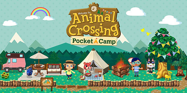 Animal Crossing Pocket Camp Astuce Triche Feuilles Billets et Cloches