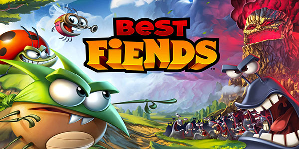 Best Fiends Astuce Triche Diamants et Or Illimite Gratuit