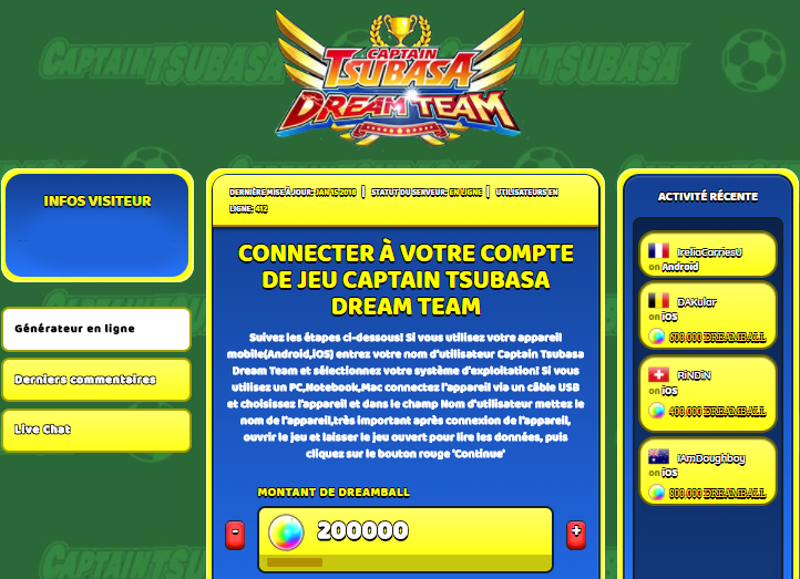 Captain Tsubasa Dream Team astuce, Captain Tsubasa Dream Team astuce en ligne, Captain Tsubasa Dream Team astuce android, Captain Tsubasa Dream Team triche Dreamball gratuit, Captain Tsubasa Dream Team astuce illimite Dreamball, Captain Tsubasa Dream Team astuce ios, Captain Tsubasa Dream Team astuce ipad, Captain Tsubasa Dream Team triche iphone, Captain Tsubasa Dream Team gratuit Dreamball, Captain Tsubasa Dream Team astuce samsung galaxy, Captain Tsubasa Dream Team triche telecharger, Captain Tsubasa Dream Team tricher, Captain Tsubasa Dream Team tricheu, Captain Tsubasa Dream Team tricheur, astuce Captain Tsubasa Dream Team, code de triche Captain Tsubasa Dream Team, Captain Tsubasa Dream Team astuce, Captain Tsubasa Dream Team astuce en ligne, Captain Tsubasa Dream Team triche android, Captain Tsubasa Dream Team astuce gratuit, Captain Tsubasa Dream Team astuce ios, Captain Tsubasa Dream Team triche iphone, Captain Tsubasa Dream Team astuce telecharger, Captain Tsubasa Dream Team astuces, Captain Tsubasa Dream Team astuces gratuit, Captain Tsubasa Dream Team astuces android, Captain Tsubasa Dream Team astuces ios, Captain Tsubasa Dream Team astuces telecharger, Captain Tsubasa Dream Team astuce Dreamball, Captain Tsubasa Dream Team cheat, Captain Tsubasa Dream Team cheats, Captain Tsubasa Dream Team cheat Dreamball, Captain Tsubasa Dream Team cheat gratuit, Captain Tsubasa Dream Team cheat iphone, Captain Tsubasa Dream Team cheat telecharger, Captain Tsubasa Dream Team hack online, Captain Tsubasa Dream Team hack generator, Captain Tsubasa Dream Team hack android, Captain Tsubasa Dream Team hack Dreamball, Captain Tsubasa Dream Team illimité Dreamball, Captain Tsubasa Dream Team mod apk, Captain Tsubasa Dream Team mod apk Dreamball, Captain Tsubasa Dream Team mod apk android, Captain Tsubasa Dream Team outil, Captain Tsubasa Dream Team outil de piratage, Captain Tsubasa Dream Team pirater, Captain Tsubasa Dream Team pirater en ligne, Captain Tsubasa Dream Team pirater android, Captain Tsubasa Dream Team pirater Dreamball, Captain Tsubasa Dream Team pirater gratuit, Captain Tsubasa Dream Team pirater ios, Captain Tsubasa Dream Team pirater iphone, Captain Tsubasa Dream Team pirater illimite Dreamball, Captain Tsubasa Dream Team astuce jeu, Captain Tsubasa Dream Team astuce triche en ligne, comment tricheur sur Captain Tsubasa Dream Team, Dreamball gratuit dans Captain Tsubasa Dream Team, Captain Tsubasa Dream Team illimite Dreamball, Captain Tsubasa Dream Team hacken, Captain Tsubasa Dream Team beschummeln, Captain Tsubasa Dream Team betrügen, Captain Tsubasa Dream Team betrügen Dreamball, Captain Tsubasa Dream Team unbegrenzt Dreamball, Captain Tsubasa Dream Team Dreamball frei, Captain Tsubasa Dream Team hacken Dreamball, Captain Tsubasa Dream Team Dreamball gratuito, Captain Tsubasa Dream Team mod Dreamball, Captain Tsubasa Dream Team trucchi, Captain Tsubasa Dream Team engañar