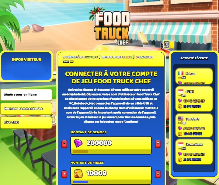 Food Truck Chef astuce, Food Truck Chef astuce en ligne, Food Truck Chef astuce android, Food Truck Chef triche Gemmes et Pieces gratuit, Food Truck Chef astuce illimite Gemmes et Pieces, Food Truck Chef astuce ios, Food Truck Chef astuce ipad, Food Truck Chef triche iphone, Food Truck Chef gratuit Gemmes et Pieces, Food Truck Chef astuce samsung galaxy, Food Truck Chef triche telecharger, Food Truck Chef tricher, Food Truck Chef tricheu, Food Truck Chef tricheur, astuce Food Truck Chef, code de triche Food Truck Chef, Food Truck Chef astuce, Food Truck Chef astuce en ligne, Food Truck Chef triche android, Food Truck Chef astuce gratuit, Food Truck Chef astuce ios, Food Truck Chef triche iphone, Food Truck Chef astuce telecharger, Food Truck Chef astuces, Food Truck Chef astuces gratuit, Food Truck Chef astuces android, Food Truck Chef astuces ios, Food Truck Chef astuces telecharger, Food Truck Chef astuce Gemmes et Pieces, Food Truck Chef cheat, Food Truck Chef cheats, Food Truck Chef cheat Gemmes et Pieces, Food Truck Chef cheat gratuit, Food Truck Chef cheat iphone, Food Truck Chef cheat telecharger, Food Truck Chef hack online, Food Truck Chef hack generator, Food Truck Chef hack android, Food Truck Chef hack Gemmes et Pieces, Food Truck Chef illimité Gemmes et Pieces, Food Truck Chef mod apk, Food Truck Chef mod apk Gemmes et Pieces, Food Truck Chef mod apk android, Food Truck Chef outil, Food Truck Chef outil de piratage, Food Truck Chef pirater, Food Truck Chef pirater en ligne, Food Truck Chef pirater android, Food Truck Chef pirater Gemmes et Pieces, Food Truck Chef pirater gratuit, Food Truck Chef pirater ios, Food Truck Chef pirater iphone, Food Truck Chef pirater illimite Gemmes et Pieces, Food Truck Chef astuce jeu, Food Truck Chef astuce triche en ligne, comment tricheur sur Food Truck Chef, Gemmes et Pieces gratuit dans Food Truck Chef, Food Truck Chef illimite Gemmes et Pieces, Food Truck Chef hacken, Food Truck Chef beschummeln, Food Truck Chef betrügen, Food Truck Chef betrügen Gemmes et Pieces, Food Truck Chef unbegrenzt Gemmes et Pieces, Food Truck Chef Gemmes et Pieces frei, Food Truck Chef hacken Gemmes et Pieces, Food Truck Chef Gemmes et Pieces gratuito, Food Truck Chef mod Gemmes et Pieces, Food Truck Chef trucchi, Food Truck Chef engañar