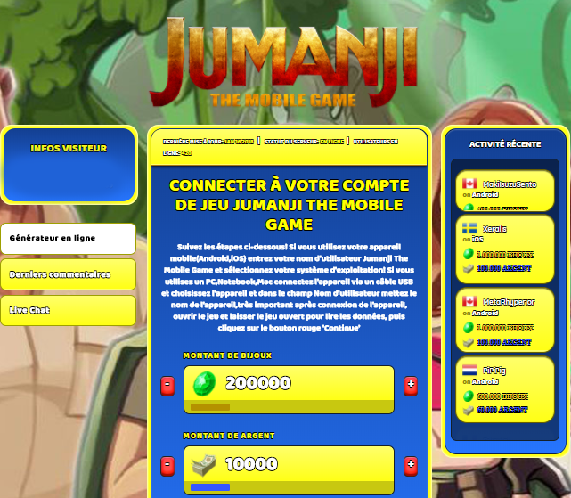 Jumanji The Mobile Game astuce, Jumanji The Mobile Game astuce en ligne, Jumanji The Mobile Game astuce android, Jumanji The Mobile Game triche Bijoux et Argent gratuit, Jumanji The Mobile Game astuce illimite Bijoux et Argent, Jumanji The Mobile Game astuce ios, Jumanji The Mobile Game astuce ipad, Jumanji The Mobile Game triche iphone, Jumanji The Mobile Game gratuit Bijoux et Argent, Jumanji The Mobile Game astuce samsung galaxy, Jumanji The Mobile Game triche telecharger, Jumanji The Mobile Game tricher, Jumanji The Mobile Game tricheu, Jumanji The Mobile Game tricheur, astuce Jumanji The Mobile Game, code de triche Jumanji The Mobile Game, Jumanji The Mobile Game astuce, Jumanji The Mobile Game astuce en ligne, Jumanji The Mobile Game triche android, Jumanji The Mobile Game astuce gratuit, Jumanji The Mobile Game astuce ios, Jumanji The Mobile Game triche iphone, Jumanji The Mobile Game astuce telecharger, Jumanji The Mobile Game astuces, Jumanji The Mobile Game astuces gratuit, Jumanji The Mobile Game astuces android, Jumanji The Mobile Game astuces ios, Jumanji The Mobile Game astuces telecharger, Jumanji The Mobile Game astuce Bijoux et Argent, Jumanji The Mobile Game cheat, Jumanji The Mobile Game cheats, Jumanji The Mobile Game cheat Bijoux et Argent, Jumanji The Mobile Game cheat gratuit, Jumanji The Mobile Game cheat iphone, Jumanji The Mobile Game cheat telecharger, Jumanji The Mobile Game hack online, Jumanji The Mobile Game hack generator, Jumanji The Mobile Game hack android, Jumanji The Mobile Game hack Bijoux et Argent, Jumanji The Mobile Game illimité Bijoux et Argent, Jumanji The Mobile Game mod apk, Jumanji The Mobile Game mod apk Bijoux et Argent, Jumanji The Mobile Game mod apk android, Jumanji The Mobile Game outil, Jumanji The Mobile Game outil de piratage, Jumanji The Mobile Game pirater, Jumanji The Mobile Game pirater en ligne, Jumanji The Mobile Game pirater android, Jumanji The Mobile Game pirater Bijoux et Argent, Jumanji The Mobile Game pirater gratuit, Jumanji The Mobile Game pirater ios, Jumanji The Mobile Game pirater iphone, Jumanji The Mobile Game pirater illimite Bijoux et Argent, Jumanji The Mobile Game astuce jeu, Jumanji The Mobile Game astuce triche en ligne, comment tricheur sur Jumanji The Mobile Game, Bijoux et Argent gratuit dans Jumanji The Mobile Game, Jumanji The Mobile Game illimite Bijoux et Argent, Jumanji The Mobile Game hacken, Jumanji The Mobile Game beschummeln, Jumanji The Mobile Game betrügen, Jumanji The Mobile Game betrügen Bijoux et Argent, Jumanji The Mobile Game unbegrenzt Bijoux et Argent, Jumanji The Mobile Game Bijoux et Argent frei, Jumanji The Mobile Game hacken Bijoux et Argent, Jumanji The Mobile Game Bijoux et Argent gratuito, Jumanji The Mobile Game mod Bijoux et Argent, Jumanji The Mobile Game trucchi, Jumanji The Mobile Game engañar