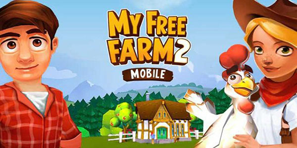 My Free Farm 2 Astuce Triche Diamants et Pieces Illimite Gratuit