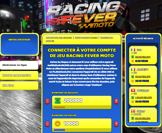 Racing Fever Moto astuce, Racing Fever Moto astuce en ligne, Racing Fever Moto astuce android, Racing Fever Moto triche Billets et Pieces gratuit, Racing Fever Moto astuce illimite Billets et Pieces, Racing Fever Moto astuce ios, Racing Fever Moto astuce ipad, Racing Fever Moto triche iphone, Racing Fever Moto gratuit Billets et Pieces, Racing Fever Moto astuce samsung galaxy, Racing Fever Moto triche telecharger, Racing Fever Moto tricher, Racing Fever Moto tricheu, Racing Fever Moto tricheur, astuce Racing Fever Moto, code de triche Racing Fever Moto, Racing Fever Moto astuce, Racing Fever Moto astuce en ligne, Racing Fever Moto triche android, Racing Fever Moto astuce gratuit, Racing Fever Moto astuce ios, Racing Fever Moto triche iphone, Racing Fever Moto astuce telecharger, Racing Fever Moto astuces, Racing Fever Moto astuces gratuit, Racing Fever Moto astuces android, Racing Fever Moto astuces ios, Racing Fever Moto astuces telecharger, Racing Fever Moto astuce Billets et Pieces, Racing Fever Moto cheat, Racing Fever Moto cheats, Racing Fever Moto cheat Billets et Pieces, Racing Fever Moto cheat gratuit, Racing Fever Moto cheat iphone, Racing Fever Moto cheat telecharger, Racing Fever Moto hack online, Racing Fever Moto hack generator, Racing Fever Moto hack android, Racing Fever Moto hack Billets et Pieces, Racing Fever Moto illimité Billets et Pieces, Racing Fever Moto mod apk, Racing Fever Moto mod apk Billets et Pieces, Racing Fever Moto mod apk android, Racing Fever Moto outil, Racing Fever Moto outil de piratage, Racing Fever Moto pirater, Racing Fever Moto pirater en ligne, Racing Fever Moto pirater android, Racing Fever Moto pirater Billets et Pieces, Racing Fever Moto pirater gratuit, Racing Fever Moto pirater ios, Racing Fever Moto pirater iphone, Racing Fever Moto pirater illimite Billets et Pieces, Racing Fever Moto astuce jeu, Racing Fever Moto astuce triche en ligne, comment tricheur sur Racing Fever Moto, Billets et Pieces gratuit dans Racing Fever Moto, Racing Fever Moto illimite Billets et Pieces, Racing Fever Moto hacken, Racing Fever Moto beschummeln, Racing Fever Moto betrügen, Racing Fever Moto betrügen Billets et Pieces, Racing Fever Moto unbegrenzt Billets et Pieces, Racing Fever Moto Billets et Pieces frei, Racing Fever Moto hacken Billets et Pieces, Racing Fever Moto Billets et Pieces gratuito, Racing Fever Moto mod Billets et Pieces, Racing Fever Moto trucchi, Racing Fever Moto engañar