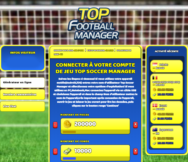 Top Soccer Manager astuce, Top Soccer Manager astuce en ligne, Top Soccer Manager astuce android, Top Soccer Manager triche Pieces et Fonds gratuit, Top Soccer Manager astuce illimite Pieces et Fonds, Top Soccer Manager astuce ios, Top Soccer Manager astuce ipad, Top Soccer Manager triche iphone, Top Soccer Manager gratuit Pieces et Fonds, Top Soccer Manager astuce samsung galaxy, Top Soccer Manager triche telecharger, Top Soccer Manager tricher, Top Soccer Manager tricheu, Top Soccer Manager tricheur, astuce Top Soccer Manager, code de triche Top Soccer Manager, Top Soccer Manager astuce, Top Soccer Manager astuce en ligne, Top Soccer Manager triche android, Top Soccer Manager astuce gratuit, Top Soccer Manager astuce ios, Top Soccer Manager triche iphone, Top Soccer Manager astuce telecharger, Top Soccer Manager astuces, Top Soccer Manager astuces gratuit, Top Soccer Manager astuces android, Top Soccer Manager astuces ios, Top Soccer Manager astuces telecharger, Top Soccer Manager astuce Pieces et Fonds, Top Soccer Manager cheat, Top Soccer Manager cheats, Top Soccer Manager cheat Pieces et Fonds, Top Soccer Manager cheat gratuit, Top Soccer Manager cheat iphone, Top Soccer Manager cheat telecharger, Top Soccer Manager hack online, Top Soccer Manager hack generator, Top Soccer Manager hack android, Top Soccer Manager hack Pieces et Fonds, Top Soccer Manager illimité Pieces et Fonds, Top Soccer Manager mod apk, Top Soccer Manager mod apk Pieces et Fonds, Top Soccer Manager mod apk android, Top Soccer Manager outil, Top Soccer Manager outil de piratage, Top Soccer Manager pirater, Top Soccer Manager pirater en ligne, Top Soccer Manager pirater android, Top Soccer Manager pirater Pieces et Fonds, Top Soccer Manager pirater gratuit, Top Soccer Manager pirater ios, Top Soccer Manager pirater iphone, Top Soccer Manager pirater illimite Pieces et Fonds, Top Soccer Manager astuce jeu, Top Soccer Manager astuce triche en ligne, comment tricheur sur Top Soccer Manager, Pieces et Fonds gratuit dans Top Soccer Manager, Top Soccer Manager illimite Pieces et Fonds, Top Soccer Manager hacken, Top Soccer Manager beschummeln, Top Soccer Manager betrügen, Top Soccer Manager betrügen Pieces et Fonds, Top Soccer Manager unbegrenzt Pieces et Fonds, Top Soccer Manager Pieces et Fonds frei, Top Soccer Manager hacken Pieces et Fonds, Top Soccer Manager Pieces et Fonds gratuito, Top Soccer Manager mod Pieces et Fonds, Top Soccer Manager trucchi, Top Soccer Manager engañar