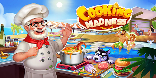 Cooking Madness Astuce Triche En Ligne Diamants et Pieces Illimite