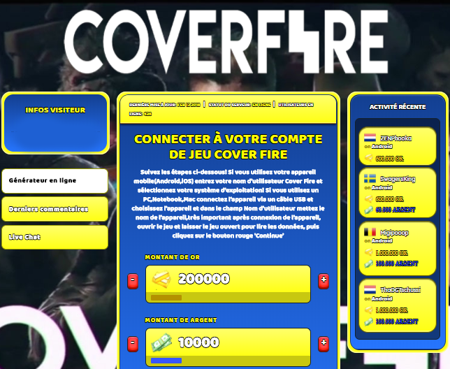 Cover Fire astuce, Cover Fire astuce en ligne, Cover Fire astuce android, Cover Fire triche Or et Argent gratuit, Cover Fire astuce illimite Or et Argent, Cover Fire astuce ios, Cover Fire astuce ipad, Cover Fire triche iphone, Cover Fire gratuit Or et Argent, Cover Fire astuce samsung galaxy, Cover Fire triche telecharger, Cover Fire tricher, Cover Fire tricheu, Cover Fire tricheur, astuce Cover Fire, code de triche Cover Fire, Cover Fire astuce, Cover Fire astuce en ligne, Cover Fire triche android, Cover Fire astuce gratuit, Cover Fire astuce ios, Cover Fire triche iphone, Cover Fire astuce telecharger, Cover Fire astuces, Cover Fire astuces gratuit, Cover Fire astuces android, Cover Fire astuces ios, Cover Fire astuces telecharger, Cover Fire astuce Or et Argent, Cover Fire cheat, Cover Fire cheats, Cover Fire cheat Or et Argent, Cover Fire cheat gratuit, Cover Fire cheat iphone, Cover Fire cheat telecharger, Cover Fire hack online, Cover Fire hack generator, Cover Fire hack android, Cover Fire hack Or et Argent, Cover Fire illimité Or et Argent, Cover Fire mod apk, Cover Fire mod apk Or et Argent, Cover Fire mod apk android, Cover Fire outil, Cover Fire outil de piratage, Cover Fire pirater, Cover Fire pirater en ligne, Cover Fire pirater android, Cover Fire pirater Or et Argent, Cover Fire pirater gratuit, Cover Fire pirater ios, Cover Fire pirater iphone, Cover Fire pirater illimite Or et Argent, Cover Fire astuce jeu, Cover Fire astuce triche en ligne, comment tricheur sur Cover Fire, Or et Argent gratuit dans Cover Fire, Cover Fire illimite Or et Argent, Cover Fire hacken, Cover Fire beschummeln, Cover Fire betrügen, Cover Fire betrügen Or et Argent, Cover Fire unbegrenzt Or et Argent, Cover Fire Or et Argent frei, Cover Fire hacken Or et Argent, Cover Fire Or et Argent gratuito, Cover Fire mod Or et Argent, Cover Fire trucchi, Cover Fire engañar