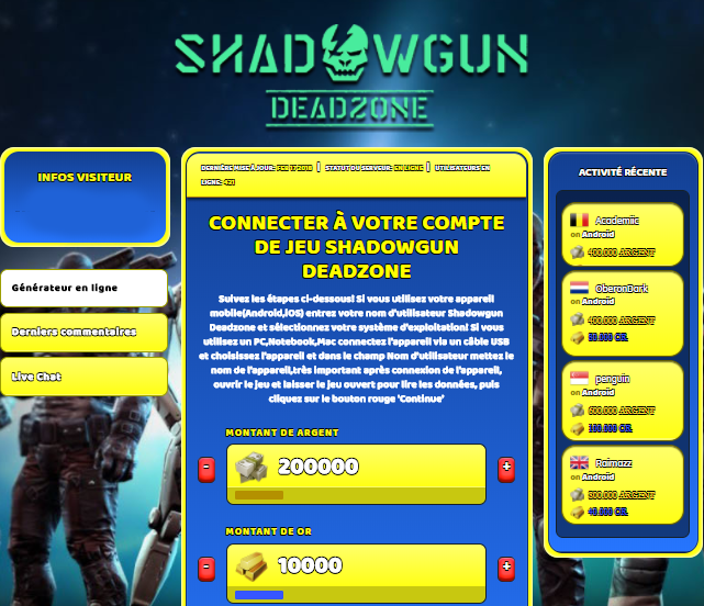 Shadowgun Deadzone astuce, Shadowgun Deadzone astuce en ligne, Shadowgun Deadzone astuce android, Shadowgun Deadzone triche Arget et Or gratuit, Shadowgun Deadzone astuce illimite Arget et Or, Shadowgun Deadzone astuce ios, Shadowgun Deadzone astuce ipad, Shadowgun Deadzone triche iphone, Shadowgun Deadzone gratuit Arget et Or, Shadowgun Deadzone astuce samsung galaxy, Shadowgun Deadzone triche telecharger, Shadowgun Deadzone tricher, Shadowgun Deadzone tricheu, Shadowgun Deadzone tricheur, astuce Shadowgun Deadzone, code de triche Shadowgun Deadzone, Shadowgun Deadzone astuce, Shadowgun Deadzone astuce en ligne, Shadowgun Deadzone triche android, Shadowgun Deadzone astuce gratuit, Shadowgun Deadzone astuce ios, Shadowgun Deadzone triche iphone, Shadowgun Deadzone astuce telecharger, Shadowgun Deadzone astuces, Shadowgun Deadzone astuces gratuit, Shadowgun Deadzone astuces android, Shadowgun Deadzone astuces ios, Shadowgun Deadzone astuces telecharger, Shadowgun Deadzone astuce Arget et Or, Shadowgun Deadzone cheat, Shadowgun Deadzone cheats, Shadowgun Deadzone cheat Arget et Or, Shadowgun Deadzone cheat gratuit, Shadowgun Deadzone cheat iphone, Shadowgun Deadzone cheat telecharger, Shadowgun Deadzone hack online, Shadowgun Deadzone hack generator, Shadowgun Deadzone hack android, Shadowgun Deadzone hack Arget et Or, Shadowgun Deadzone illimité Arget et Or, Shadowgun Deadzone mod apk, Shadowgun Deadzone mod apk Arget et Or, Shadowgun Deadzone mod apk android, Shadowgun Deadzone outil, Shadowgun Deadzone outil de piratage, Shadowgun Deadzone pirater, Shadowgun Deadzone pirater en ligne, Shadowgun Deadzone pirater android, Shadowgun Deadzone pirater Arget et Or, Shadowgun Deadzone pirater gratuit, Shadowgun Deadzone pirater ios, Shadowgun Deadzone pirater iphone, Shadowgun Deadzone pirater illimite Arget et Or, Shadowgun Deadzone astuce jeu, Shadowgun Deadzone astuce triche en ligne, comment tricheur sur Shadowgun Deadzone, Arget et Or gratuit dans Shadowgun Deadzone, Shadowgun Deadzone illimite Arget et Or, Shadowgun Deadzone hacken, Shadowgun Deadzone beschummeln, Shadowgun Deadzone betrügen, Shadowgun Deadzone betrügen Arget et Or, Shadowgun Deadzone unbegrenzt Arget et Or, Shadowgun Deadzone Arget et Or frei, Shadowgun Deadzone hacken Arget et Or, Shadowgun Deadzone Arget et Or gratuito, Shadowgun Deadzone mod Arget et Or, Shadowgun Deadzone trucchi, Shadowgun Deadzone engañar