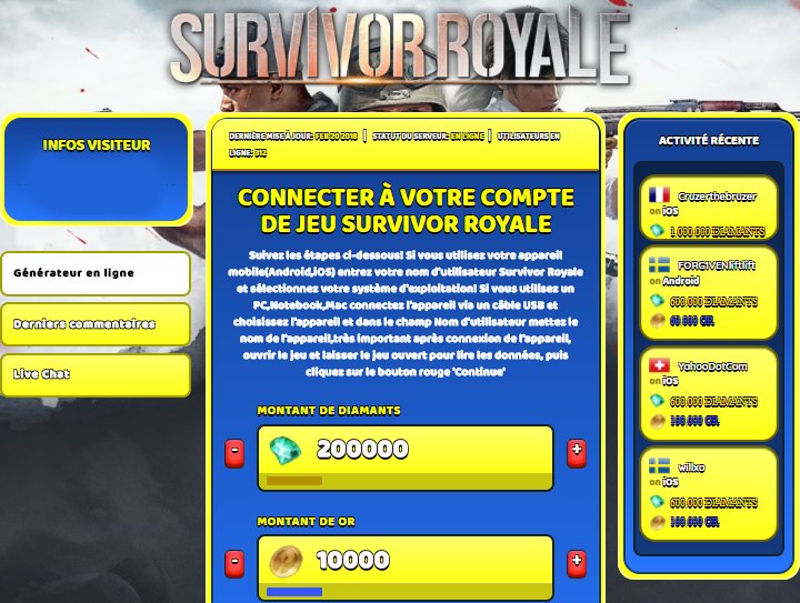 Survivor Royale astuce, Survivor Royale astuce en ligne, Survivor Royale astuce android, Survivor Royale triche Diamants et Or gratuit, Survivor Royale astuce illimite Diamants et Or, Survivor Royale astuce ios, Survivor Royale astuce ipad, Survivor Royale triche iphone, Survivor Royale gratuit Diamants et Or, Survivor Royale astuce samsung galaxy, Survivor Royale triche telecharger, Survivor Royale tricher, Survivor Royale tricheu, Survivor Royale tricheur, astuce Survivor Royale, code de triche Survivor Royale, Survivor Royale astuce, Survivor Royale astuce en ligne, Survivor Royale triche android, Survivor Royale astuce gratuit, Survivor Royale astuce ios, Survivor Royale triche iphone, Survivor Royale astuce telecharger, Survivor Royale astuces, Survivor Royale astuces gratuit, Survivor Royale astuces android, Survivor Royale astuces ios, Survivor Royale astuces telecharger, Survivor Royale astuce Diamants et Or, Survivor Royale cheat, Survivor Royale cheats, Survivor Royale cheat Diamants et Or, Survivor Royale cheat gratuit, Survivor Royale cheat iphone, Survivor Royale cheat telecharger, Survivor Royale hack online, Survivor Royale hack generator, Survivor Royale hack android, Survivor Royale hack Diamants et Or, Survivor Royale illimité Diamants et Or, Survivor Royale mod apk, Survivor Royale mod apk Diamants et Or, Survivor Royale mod apk android, Survivor Royale outil, Survivor Royale outil de piratage, Survivor Royale pirater, Survivor Royale pirater en ligne, Survivor Royale pirater android, Survivor Royale pirater Diamants et Or, Survivor Royale pirater gratuit, Survivor Royale pirater ios, Survivor Royale pirater iphone, Survivor Royale pirater illimite Diamants et Or, Survivor Royale astuce jeu, Survivor Royale astuce triche en ligne, comment tricheur sur Survivor Royale, Diamants et Or gratuit dans Survivor Royale, Survivor Royale illimite Diamants et Or, Survivor Royale hacken, Survivor Royale beschummeln, Survivor Royale betrügen, Survivor Royale betrügen Diamants et Or, Survivor Royale unbegrenzt Diamants et Or, Survivor Royale Diamants et Or frei, Survivor Royale hacken Diamants et Or, Survivor Royale Diamants et Or gratuito, Survivor Royale mod Diamants et Or, Survivor Royale trucchi, Survivor Royale engañar