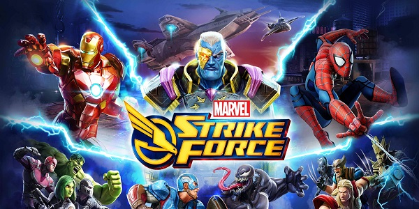 Marvel Strike Force Astuce Triche Power Cores et Or Illimite Gratuit