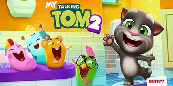 My Talking Tom 2 Astuce Triche Pieces Illimite Gratuit