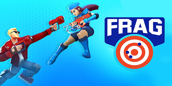 FRAG Pro Shooter Astuce Triche Diamants et Or Illimite Gratuit